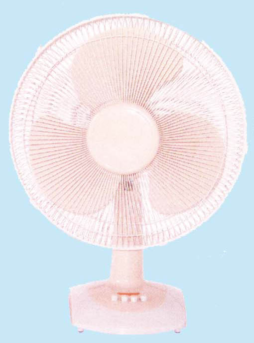 table electric fan